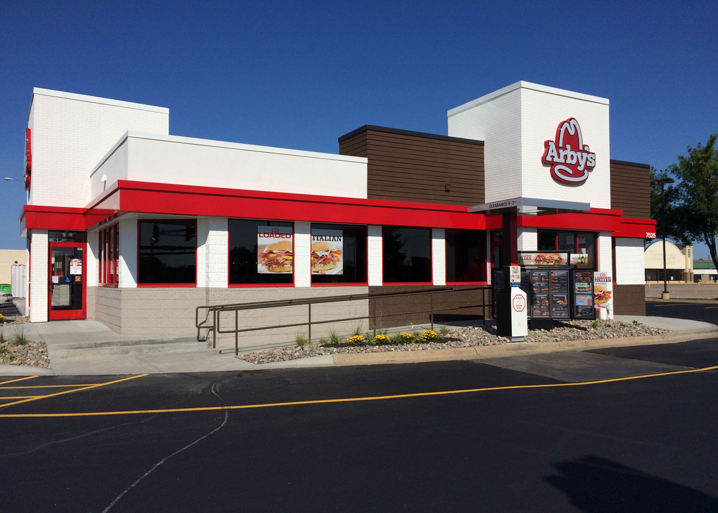 Arby's Apple Valley