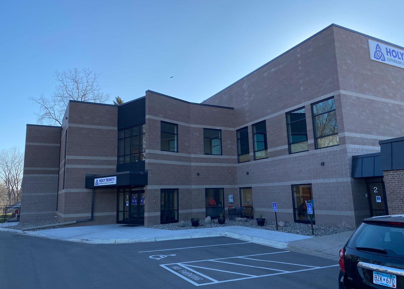 Holy Trinity Lutheran Church & Academy